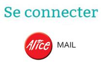 Espace abonné Alice webmail
