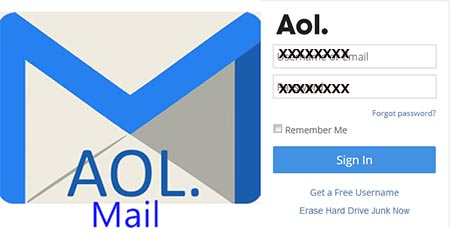 Assistance aol mail