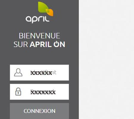 April On login
