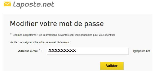 La poste.net se connecter