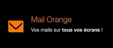 Orange mail messagerie internet