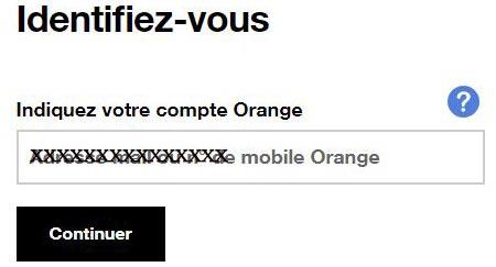Orange business mail