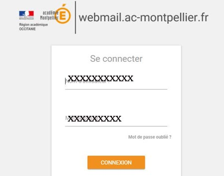 Webmail ac montpellier fr