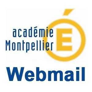 Webmail académie montpellier