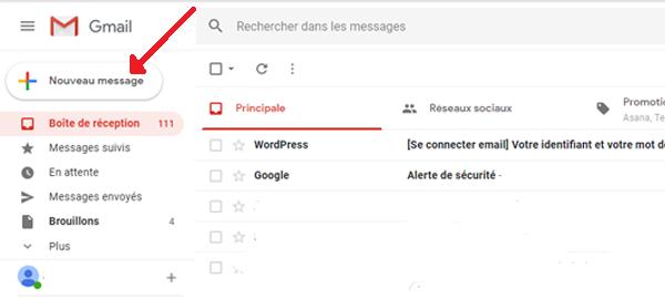 Comment faire pour renvoyer un mail ?