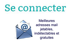 Email jetable indétectable