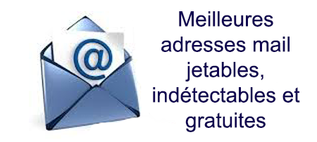 Mail jetable 2017
