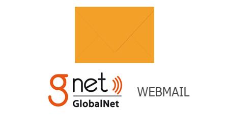 Accès compte Globalnet webmail