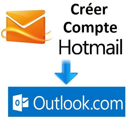 Comment créer un compte Hotmail?