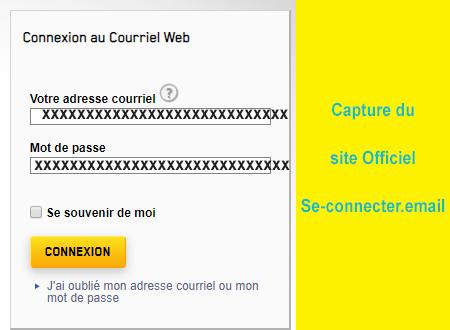 Accès au compte webmail Vidéotron particulier