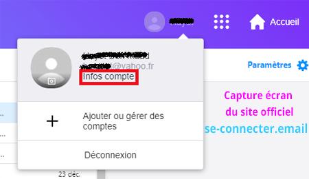 Vérifier si son compte Yahoo a été piraté