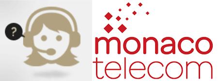Contacter Monaco telecom