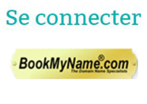 Webmail Bookmyname mon compte