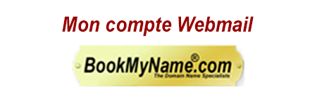 BookMyName Webmail