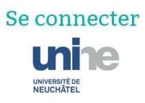 Se connecter à mon compte Webmail sur le site Officiel de l'UniNE.